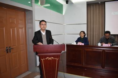 学员代表发言(一)