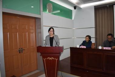 学员代表发言(二)